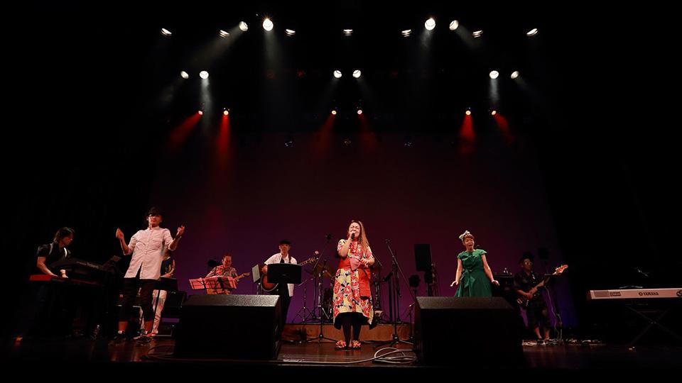 7月8日 イマージュISOGOコンサート2018 at 杉田劇場より