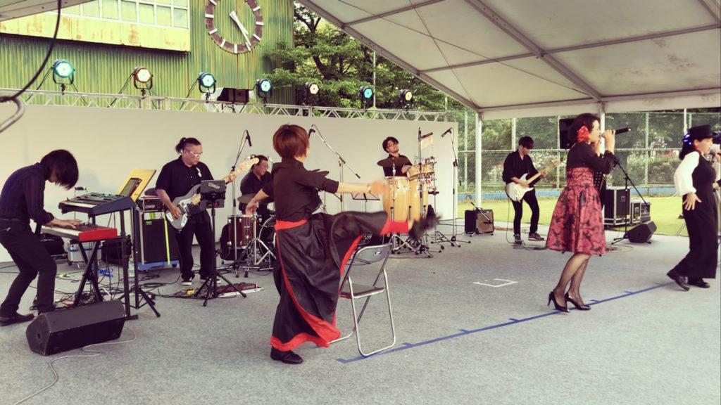 2019年5月18日 AYASE BASESIDE FESTIVAL at 光陵公園