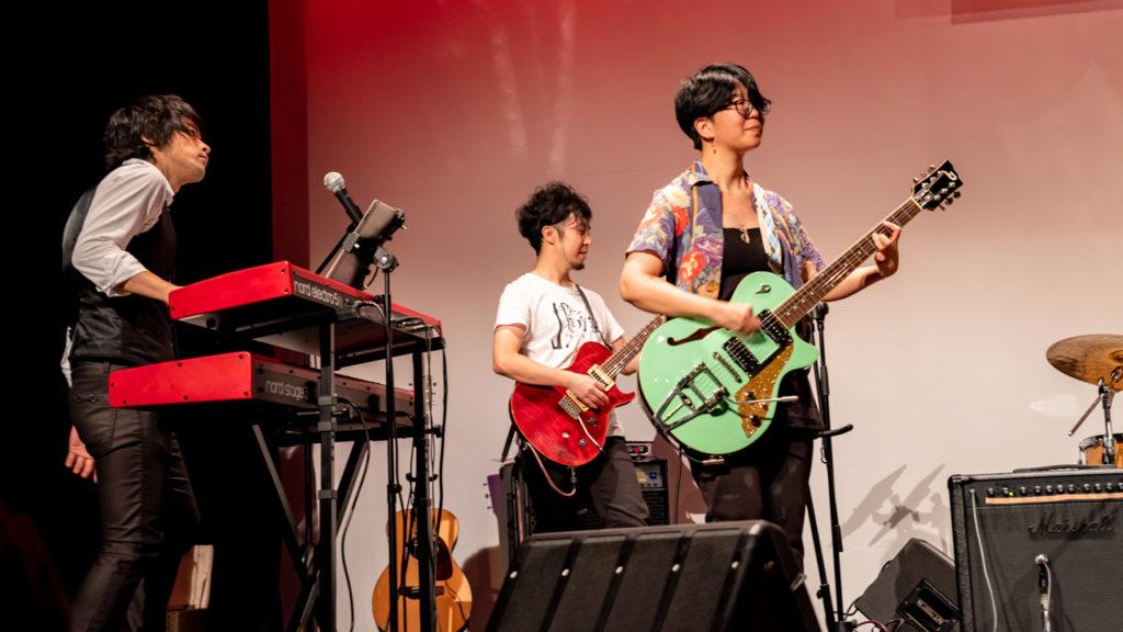 2019年9月7日 POP音STAGE 2019 at 逗子文化プラザ