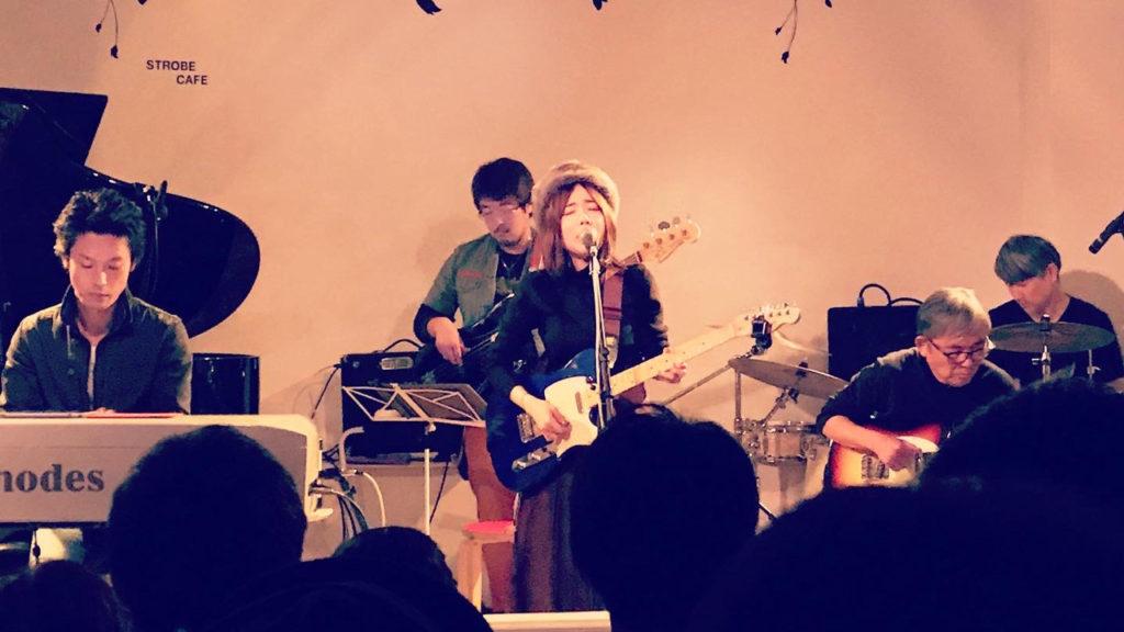 2019年11月10日 モンマスライブ at 北参道ストロボカフェ