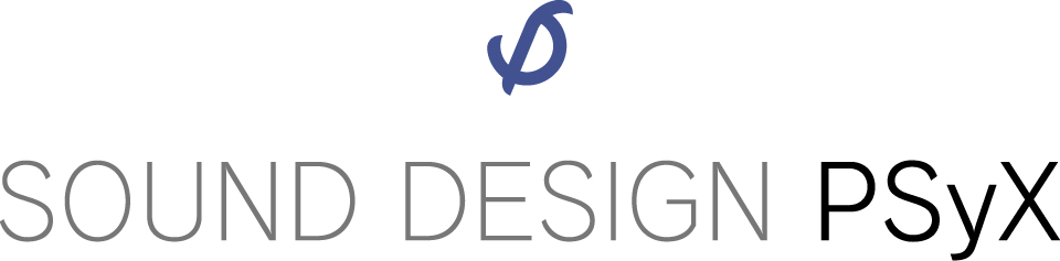 SOUND DESIGN PSyXロゴ