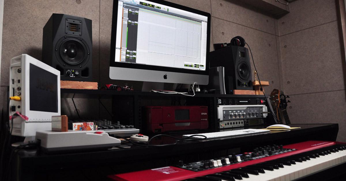 ZomoのStudio Desk MilanoでDTM環境改造